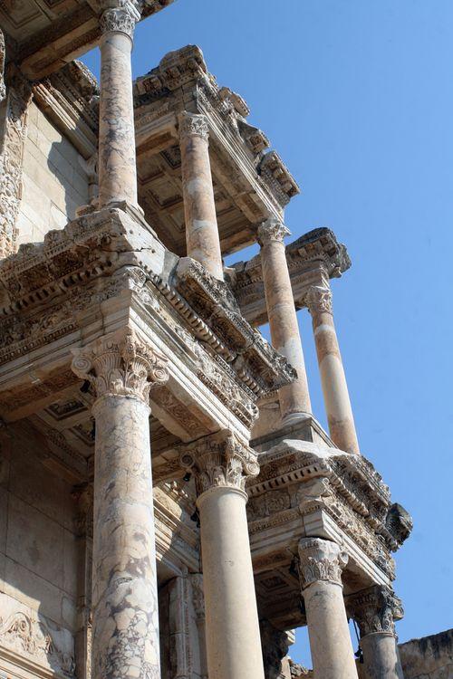 Ephesus Ruins- The Library