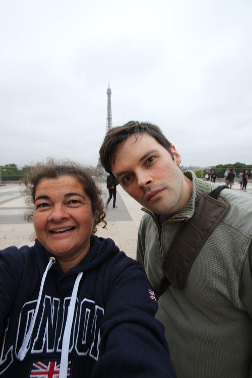 Paris with Josh