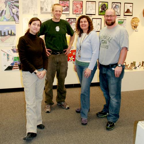 JMM Art Department Faculty, 2007