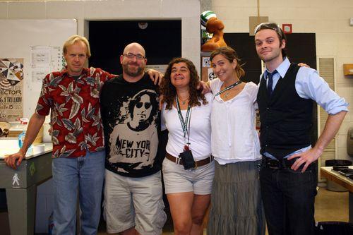 Art Team 2010