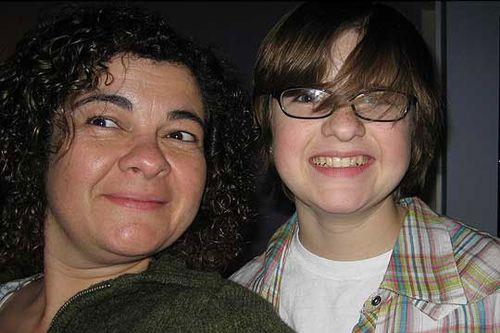 Teri & Monika