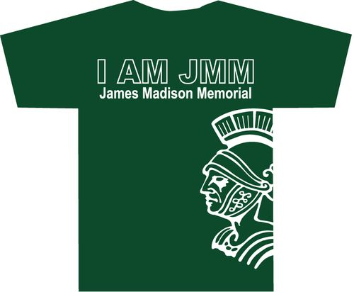 Shirt Designs I AM JMM