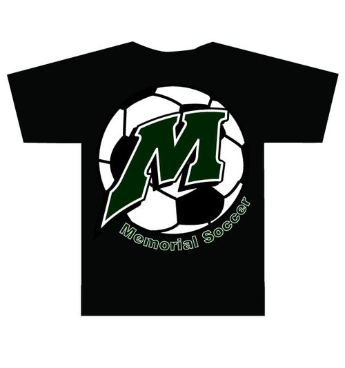 T Shirt Designs Girls Varsity Soccer 2012 Front