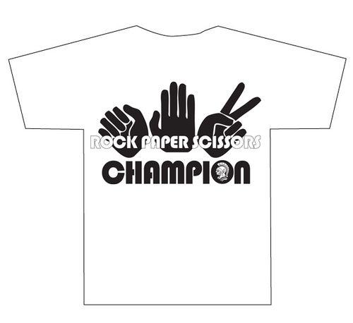 Rock, Paper, Scissors Champ