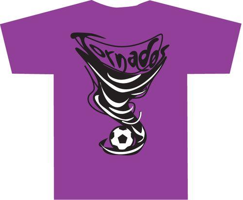 Soccer Team Shirt Designs T Shirt Designs Tornados Indoor Soccer