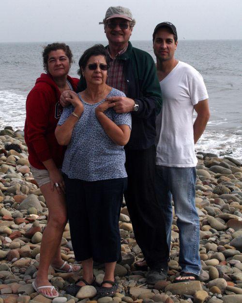 PARRIS FAMILY, 2009