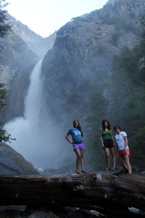 Yosemite Falls, 2011