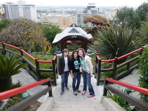 Monika, Erika & Jessika in CA