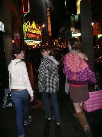 Erika, Monika & Jessi, 2009