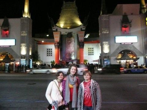 Erika, Jessi & Monika in California