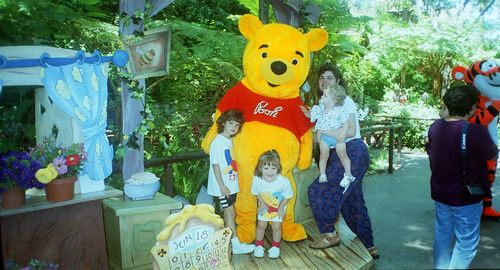 Disneyland with Pooh 1997