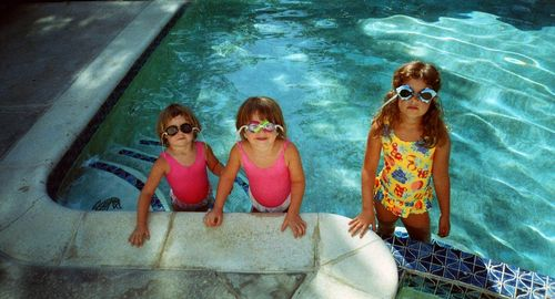 Pool Girls 1998